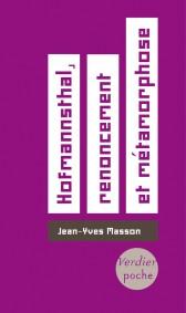 hofmannsthal_renoncement_et_metamorphose