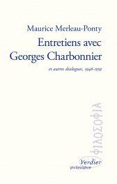 Entretiens avec Georges Charbonnier et autres dialogues, 1946-1959 Book Cover